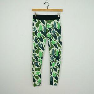 Adidas x N.E.R.D Leggings Techfit Green Camo